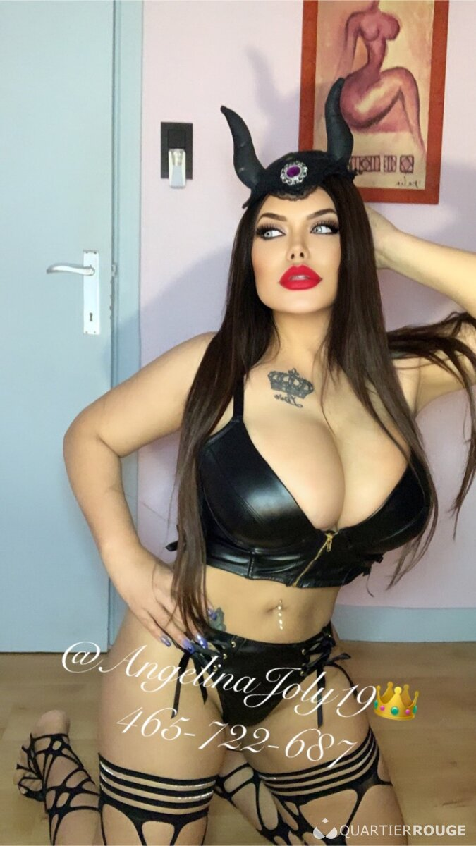 Angelina Joly (25 ans) | Quartier-Rouge