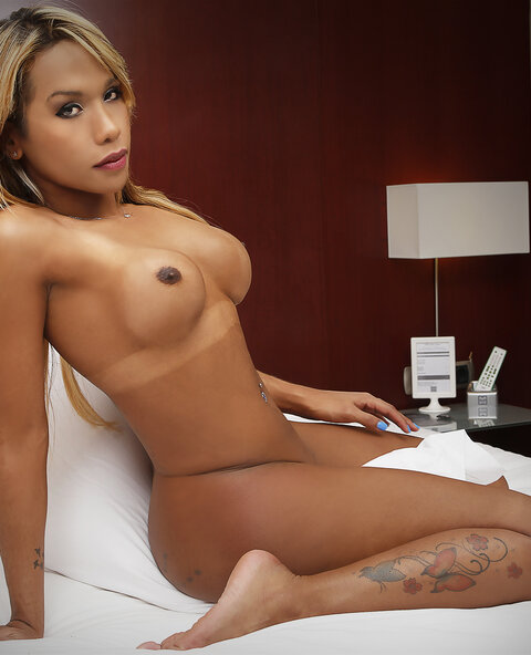 JULIANA TRANSEXY